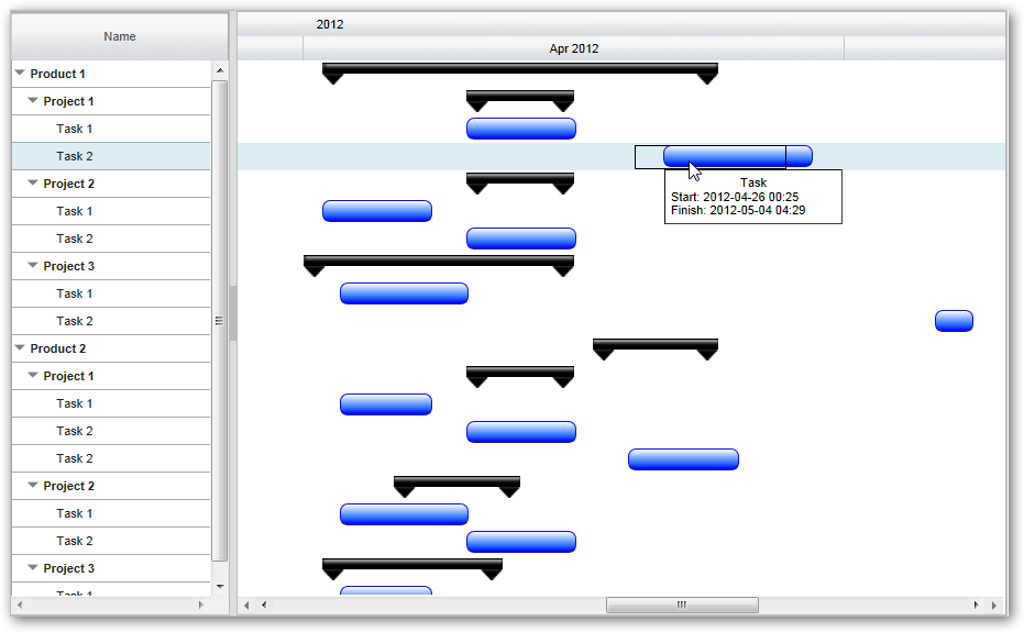 Jquery gantt package radiantq jquery gantt package ccuart Images